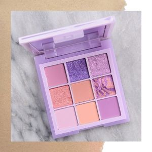Huda Beauty Obsessions Lilac Palette